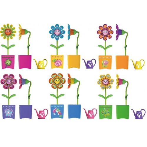 Волшебный цветок, танцует и поет Magic Blooms Silverlit
