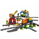 Большой поезд Lego (Лего)