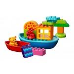 Лодочка для малышей Lego (Лего)