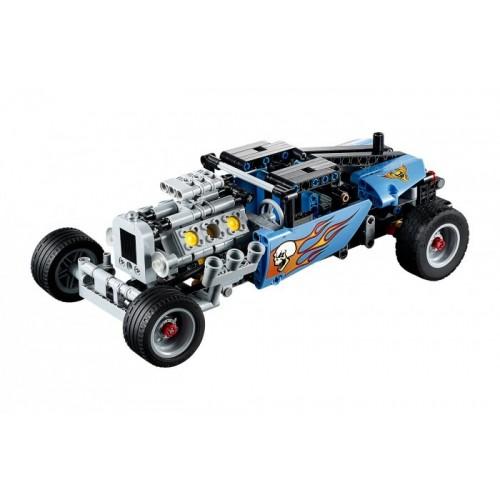 Гоночный автомобиль Lego (Лего)
