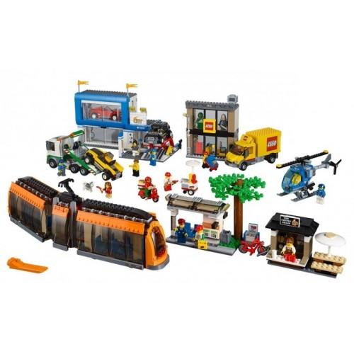 Городская площадь Lego (Лего)