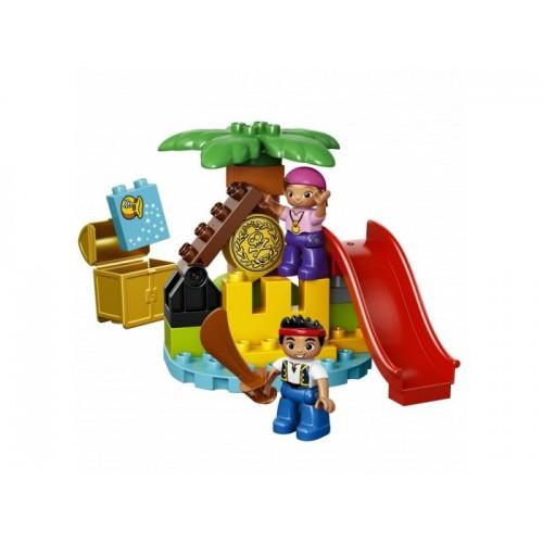 Остров сокровищ Lego 10604