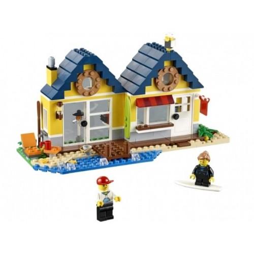 Хижина на пляже Lego 31035