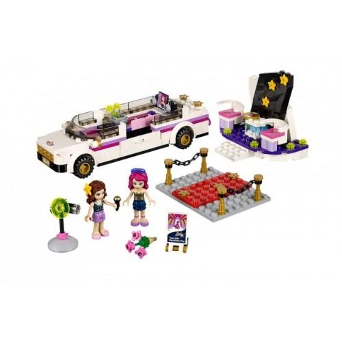 Поп-звезда: Лимузин Lego 41107