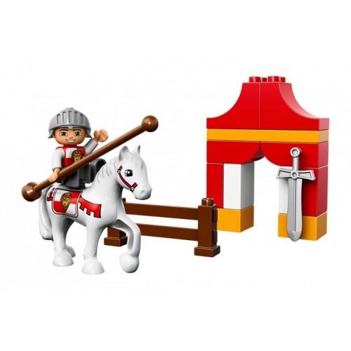 Рыцарский турнир Lego 10568