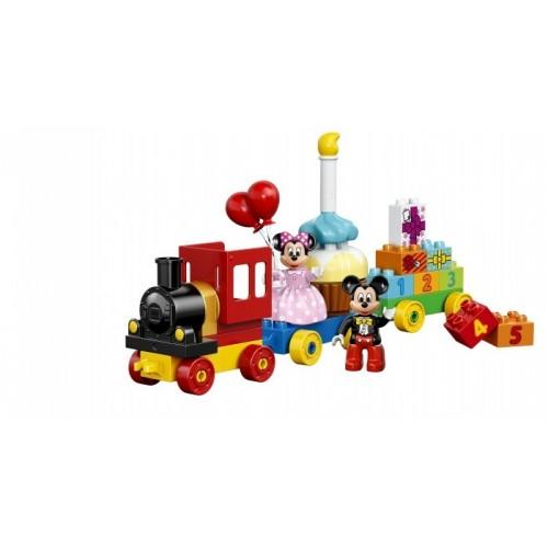 День рождения с Микки и Минни Lego (Лего)