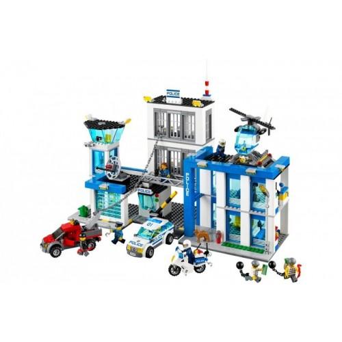 Полицейский участок Lego 60047