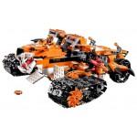 Передвижной командный пункт Тигров Lego (Лего)