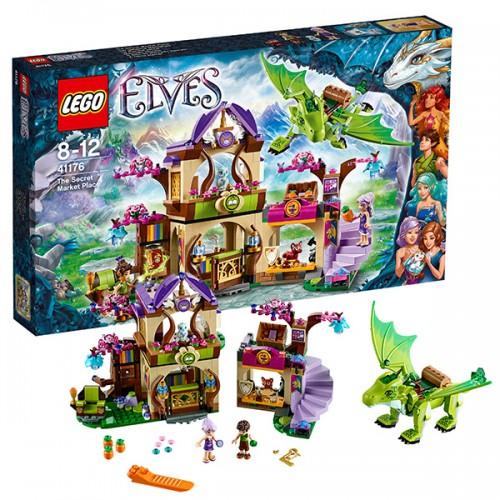 Лего Эльфы Секретный рынок Lego (Лего)