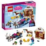 Лего Принцессы Дисней Анна и Кристоф: прогулка на санях™ Lego (Лего)