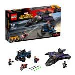 Лего Супер Герои Преследование Чёрной Пантеры Lego (Лего)