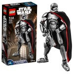 Лего Звездные войны Капитан Фазма™ Lego (Лего)