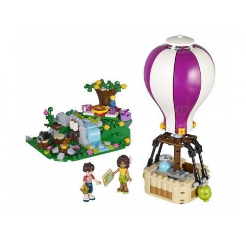 Воздушный шар Хартлейк Lego 41097