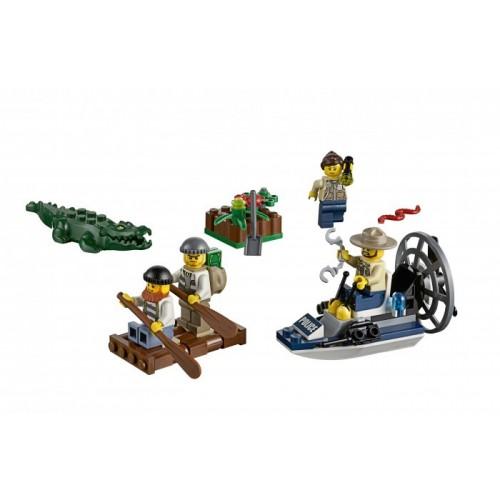 Набор «Новая Лесная Полиция» для начинающих Lego 60066