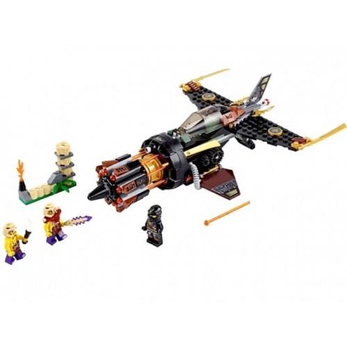 Скорострельный истребитель Коула Lego 70747