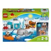 Лего Дупло Вокруг света: Арктика Lego (Лего) 10803