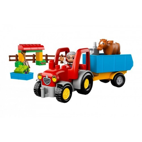 Трактор Lego (Лего) 10524