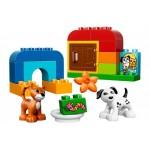 Лучшие друзья: кот и пес Lego (Лего)