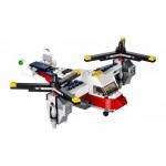 Приключения на конвертоплане Lego (Лего)