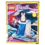 Ледяная горка пингвина Lego (Лего)
