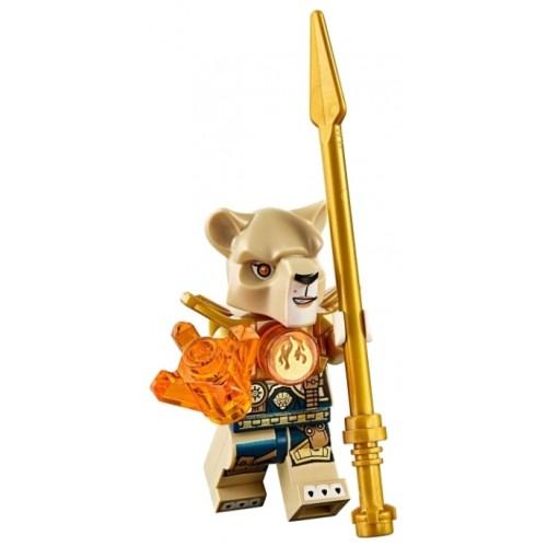 Лагерь клана Львов Lego (Лего)