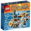 Лагерь клана Львов Lego 70229