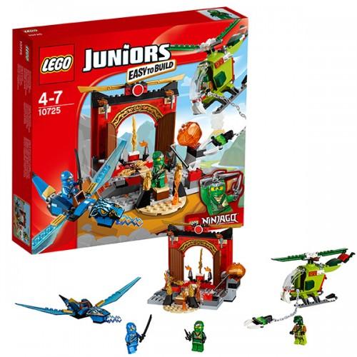 Лего Джуниорс Затерянный храм Lego (Лего)