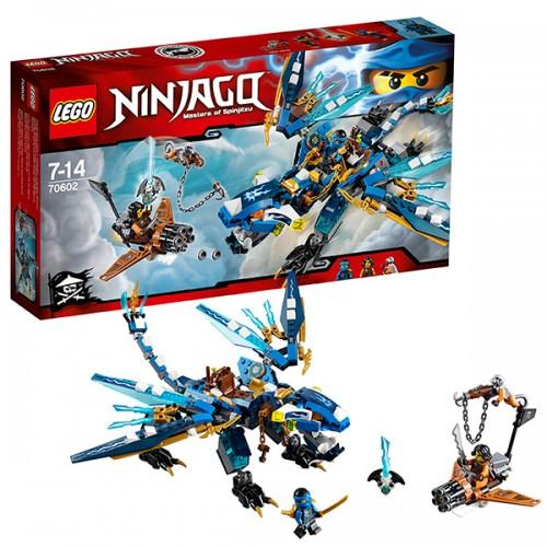 Лего Ниндзяго Дракон Джея Lego (Лего)