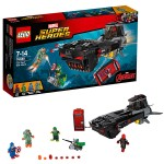 Лего Супер Герои Похищение Капитана Америка™ Lego (Лего)