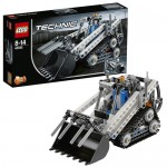 Лего Техник Гусеничный погрузчик Lego (Лего)