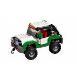 Транспортные средства для путешествий Lego (Лего)