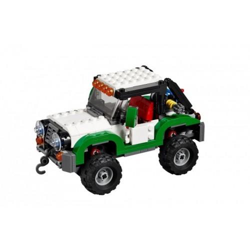 Транспортные средства для путешествий Lego 31037