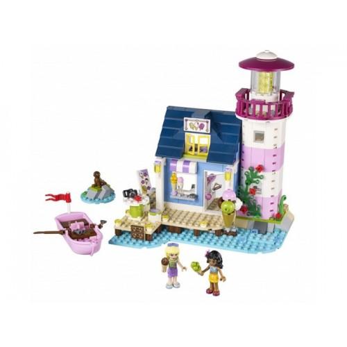 Маяк Хартлейк Lego 41094