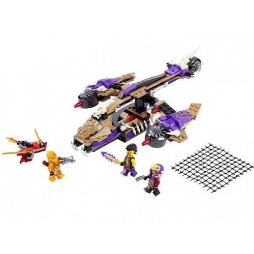 Вертолетная атака Анакондраев Lego 70746