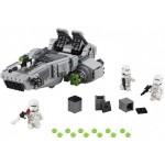 Снеговой спидер Первого порядка Lego (Лего)
