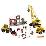 Лего Город Снос старого здания Lego (Лего)