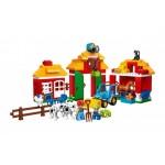 Большая ферма Lego (Лего)