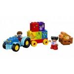 Мой первый трактор Lego (Лего)