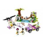 Спасение на мосту в джунглях Lego (Лего)