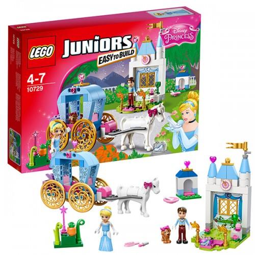Лего Джуниорс Карета Золушки Lego (Лего)