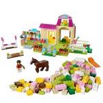 Лего Джуниорс Пони на ферме Lego (Лего)