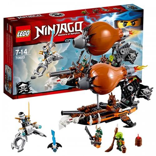 Лего Ниндзяго Дирижабль-штурмовик Lego (Лего)
