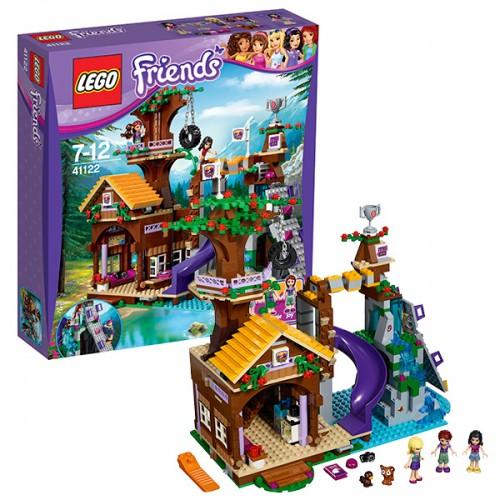 Лего Подружки Спортивный лагерь: дом на дереве Lego (Лего)