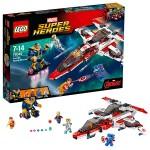 Лего Супер Герои Реактивный самолёт Мстителей: Космическая миссия™ Lego (Лего)