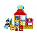 Мой первый дом Lego (Лего)