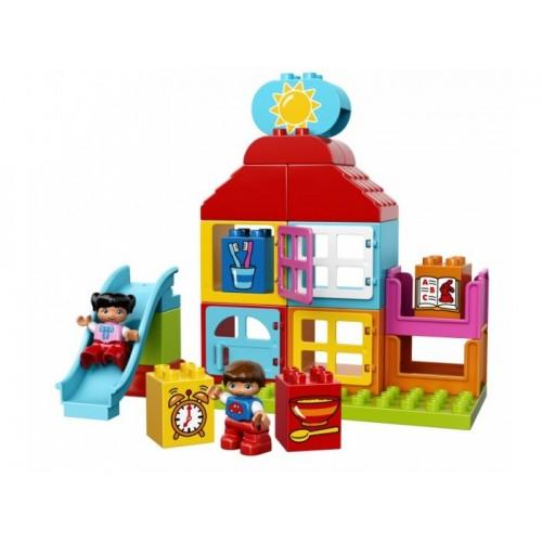 Мой первый дом Lego 10616