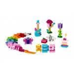 Дополнение к набору для творчества – пастельные цвета Lego (Лего)