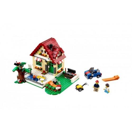 Времена года Lego (Лего)