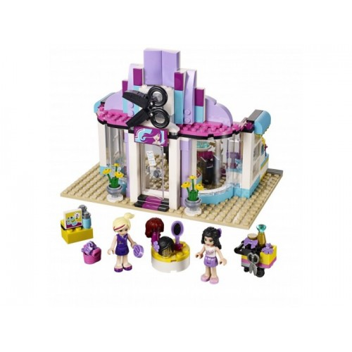Салон красоты Хартлейк Lego 41093