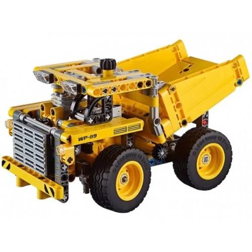 Карьерный грузовик Lego (Лего)